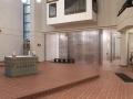 Borgholzhausen Kapelle von Krichenraum ohne Fugen